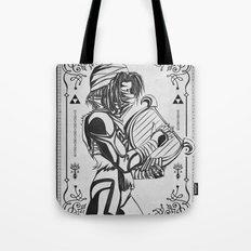 Legend Of Zelda Shiek Pr… Tote Bag