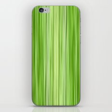 Ambient 3 in Lime Green iPhone & iPod Skin