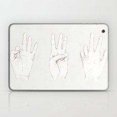 Three Threes Laptop & iPad Skin
