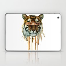 Eye of the Tiger Laptop & iPad Skin