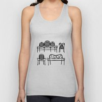 Tonet Chairs Unisex Tank Top