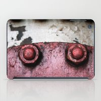 Turn To The Right iPad Case