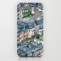Back Bay , Boston  iPhone 6 Slim Case