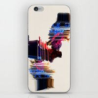 Psychedelic Love iPhone & iPod Skin