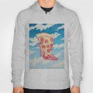 No Boys, Just Pizza Hoody