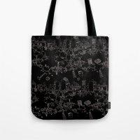 Cubicle War Tote Bag