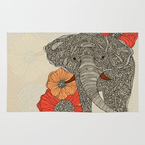 The Elephant Area & Throw Rug