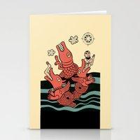 PISTRIX Stationery Cards