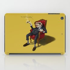 Fly in My Soup (Colour) iPad Case