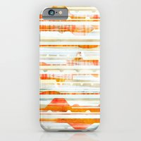 iPhone & iPod Case featuring Huts by Josh Franke