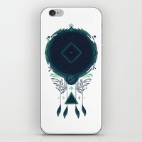 Cosmic Dreaming iPhone & iPod Skin