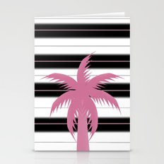 Tropical contrast Stationery Cards