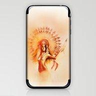 Little Wing iPhone & iPod Skin