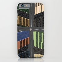 iPhone & iPod Case featuring Alone in the rain by World Raven