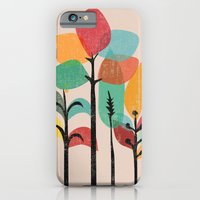 iPhone & iPod Case featuring Tropical Groove by Budi Kwan