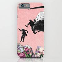 iPhone Cases featuring The Conquest of Nature by Eugenia Loli