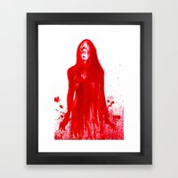 They're All Going To Lau… Framed Art Print
