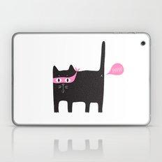 bad kitty PAW Laptop & iPad Skin