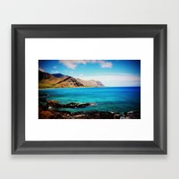 West Side Love Framed Art Print