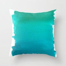 Caribbean Cues Throw Pillow