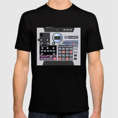 SP-555 Dreams Black SMALL Mens Fitted Tee