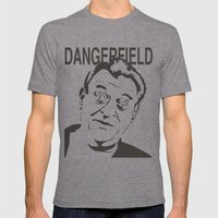 Rodney Dangerfield Mens Fitted Tee Tri-Grey SMALL