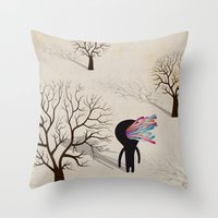 P A E S A G G I O I N V … Throw Pillow