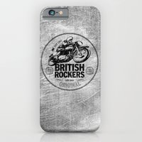 iPhone & iPod Case featuring British Rockers 1967 by IMDCHK