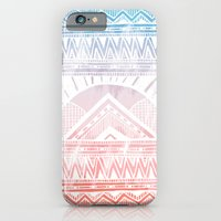 iPhone & iPod Case featuring Surf Morning by jewelwing