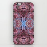 Pretty in Pink Collage 3 iPhone & iPod Skin