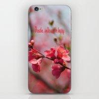 Morning Sunshine iPhone & iPod Skin