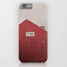 Red Building iPhone 6 Slim Case