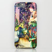 iPhone & iPod Case featuring Saturnalia by Stephen Linhart