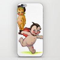 Kewpenstein iPhone & iPod Skin