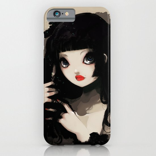 L'Oiseau silence iPhone & iPod Case