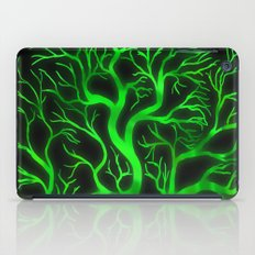 Emerald Branches iPad Case