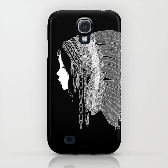 Native Indian Headpiece iPhone & iPod Case