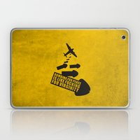 Bombing For Peace... Laptop & iPad Skin