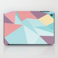 Facet Vector II iPad Case
