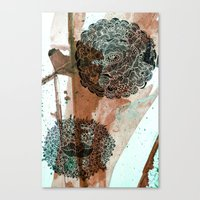 Who am I Canvas Print