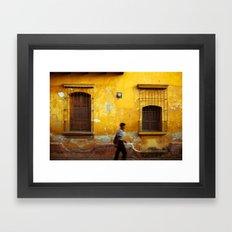Antigua Guatemala Framed Art Print