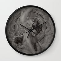 Immortality II Wall Clock