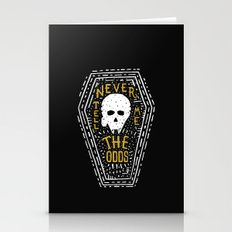 Never Tell Me The Odds Stationery Cards