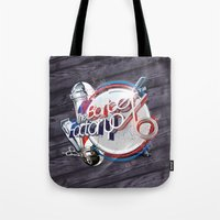 The Barber Factory Tote Bag