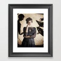 The Princess Who Never S… Framed Art Print
