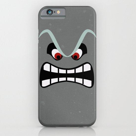 Minimalist Thwomp iPhone & iPod Case