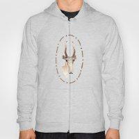 The Saiga Antelope Hoody