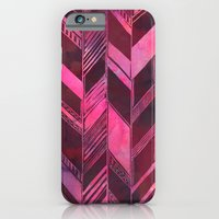 PATTERN {chevron 007} iPhone 6 Slim Case