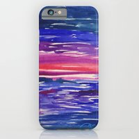 iPhone & iPod Case featuring End of a Long Day by Grace Breyley