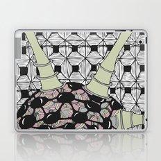 Powder particle Laptop & iPad Skin